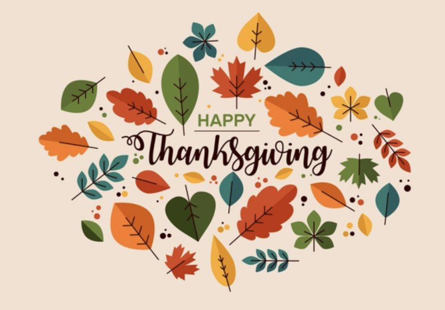 WISHING EVERYONE A HAPPY THANKSGIVING